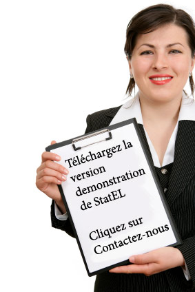 Téléchargez la version demonstration de StatEL